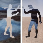 Need 43 x 46 Diptych Oil on Panel