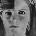 Before and After, Drawing Student