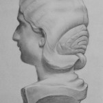 Drawing Student Bargue Copy