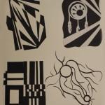 2D Design Student Work