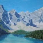 Landscape Painting Student Work